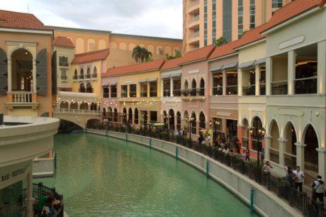 意大利, 构建, 体系结构, 城市, 旅行, 游泳池, 水, 度假