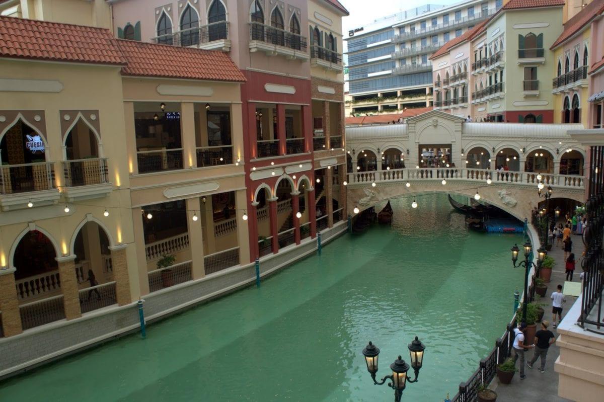 gondole, architecture, bateau, Ville, Création de, voyage, canal, eau