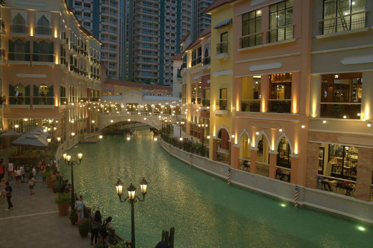 Gondola, cestovní ruch, loď, kanál, cestování, město, architektura, Hotel