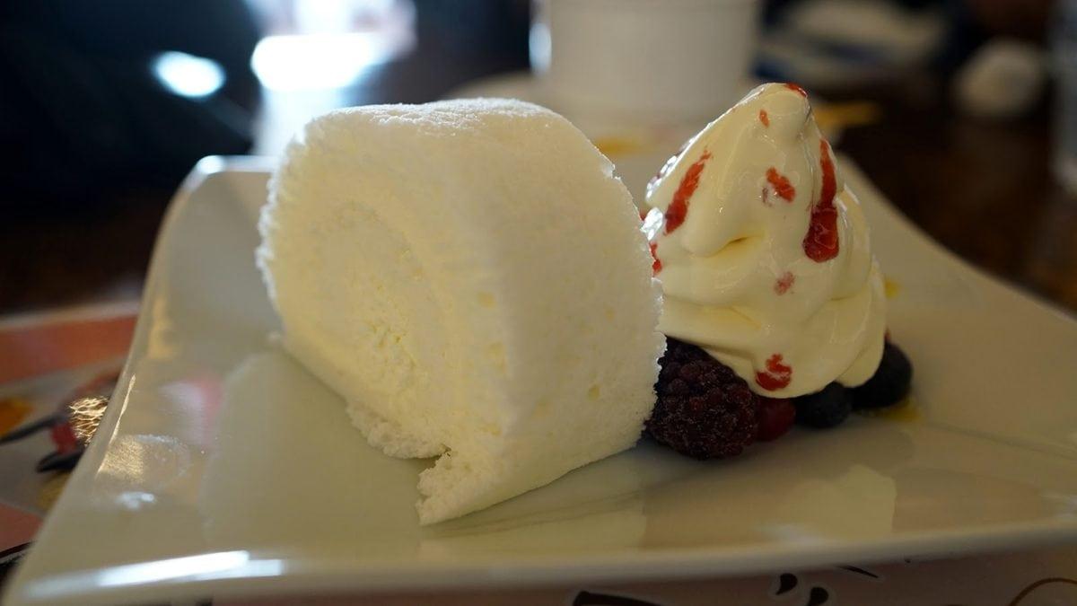 sladoled, krema, torta, ploča, ukusna, desert, hrana, slatko