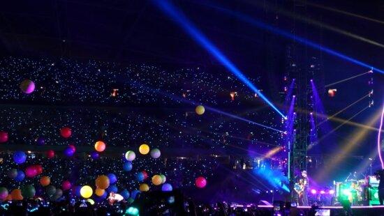 concert, concert hall, light, music, musician, show, laser, device