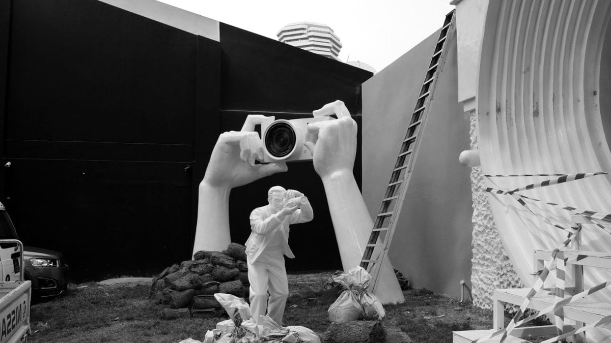 arta, monocrom, fotografie, fotografie, sculptura, om, Film, portret