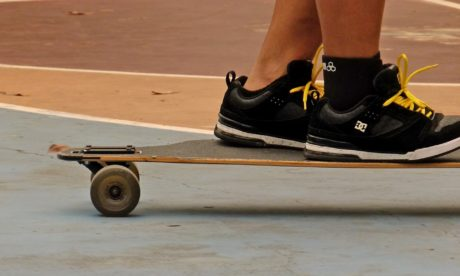 shoe, shoelace, skateboard, skateboarding, foot, competition, shoes, pair