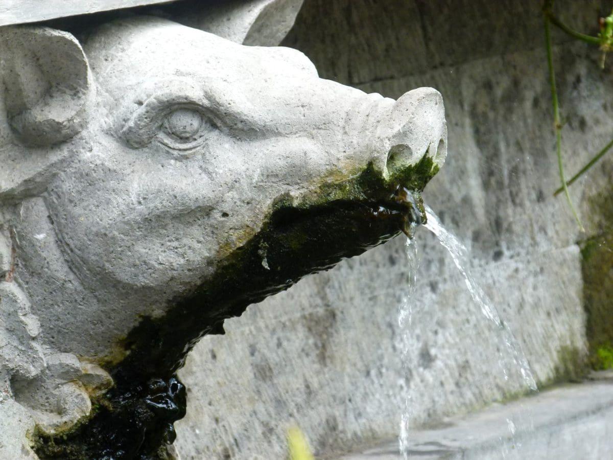 umění, fontána, sochařství, kámen, Příroda, staré, socha, starověké
