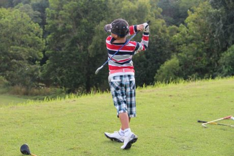 sport, recreation, golf, grass, leisure, competition, child, game