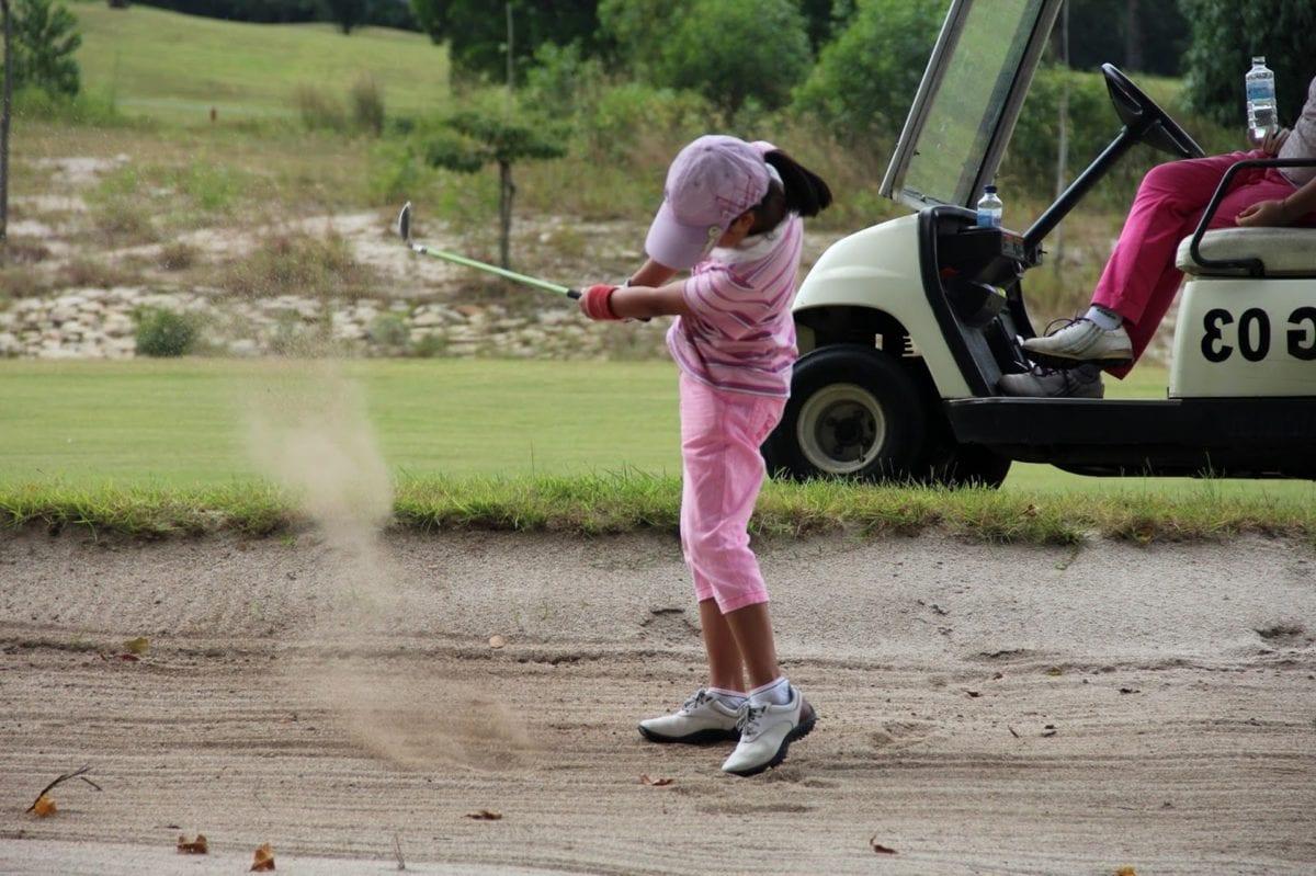Golf, golfbold, sport, konkurrence, handling, kørsel, spil, rekreation