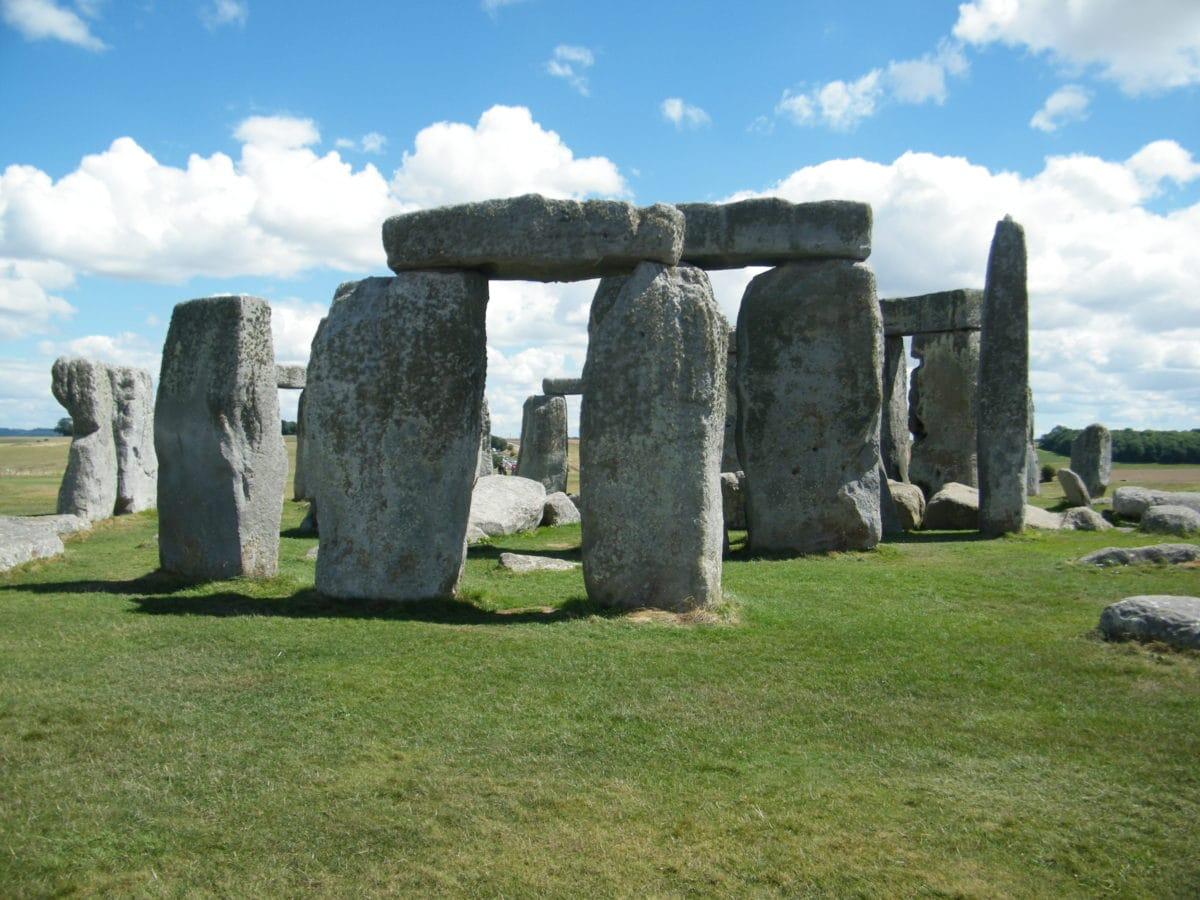 keltisk stil, England, stein, murverk, tempelet, megalith, grav, struktur