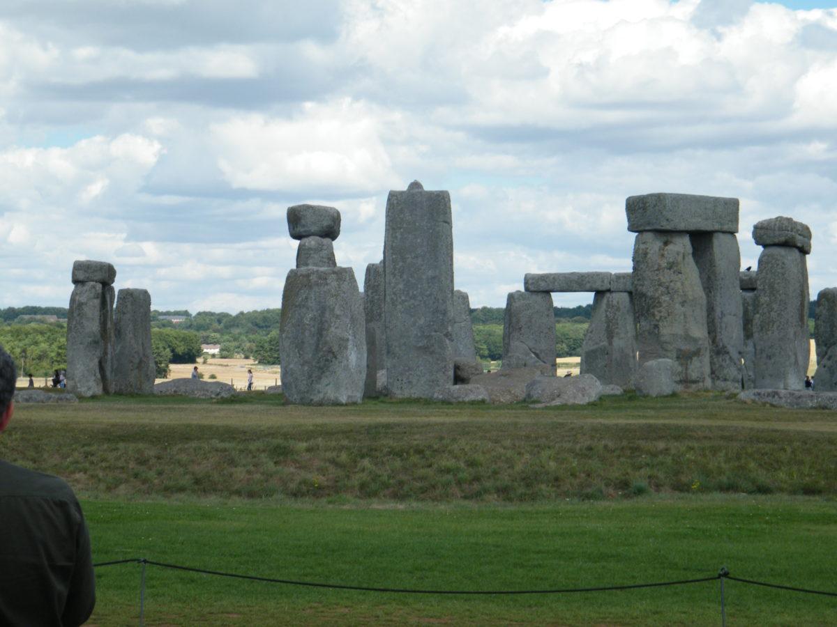Ekoturistika, Anglie, středověké, Megalith, kámen, kamenná zeď, kamenické práce, památník