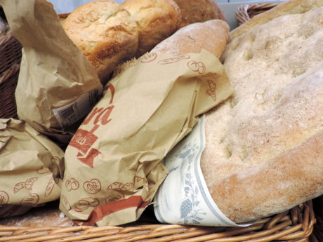 organic, wicker basket, bread, burrito, food, wheat, flour, cereal