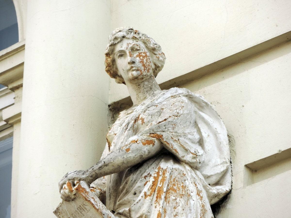 μάρμαρο, γλυπτική, τέχνη, άγαλμα, αρχιτεκτονική, παραδοσιακό, σε εσωτερικούς χώρους, παλιά