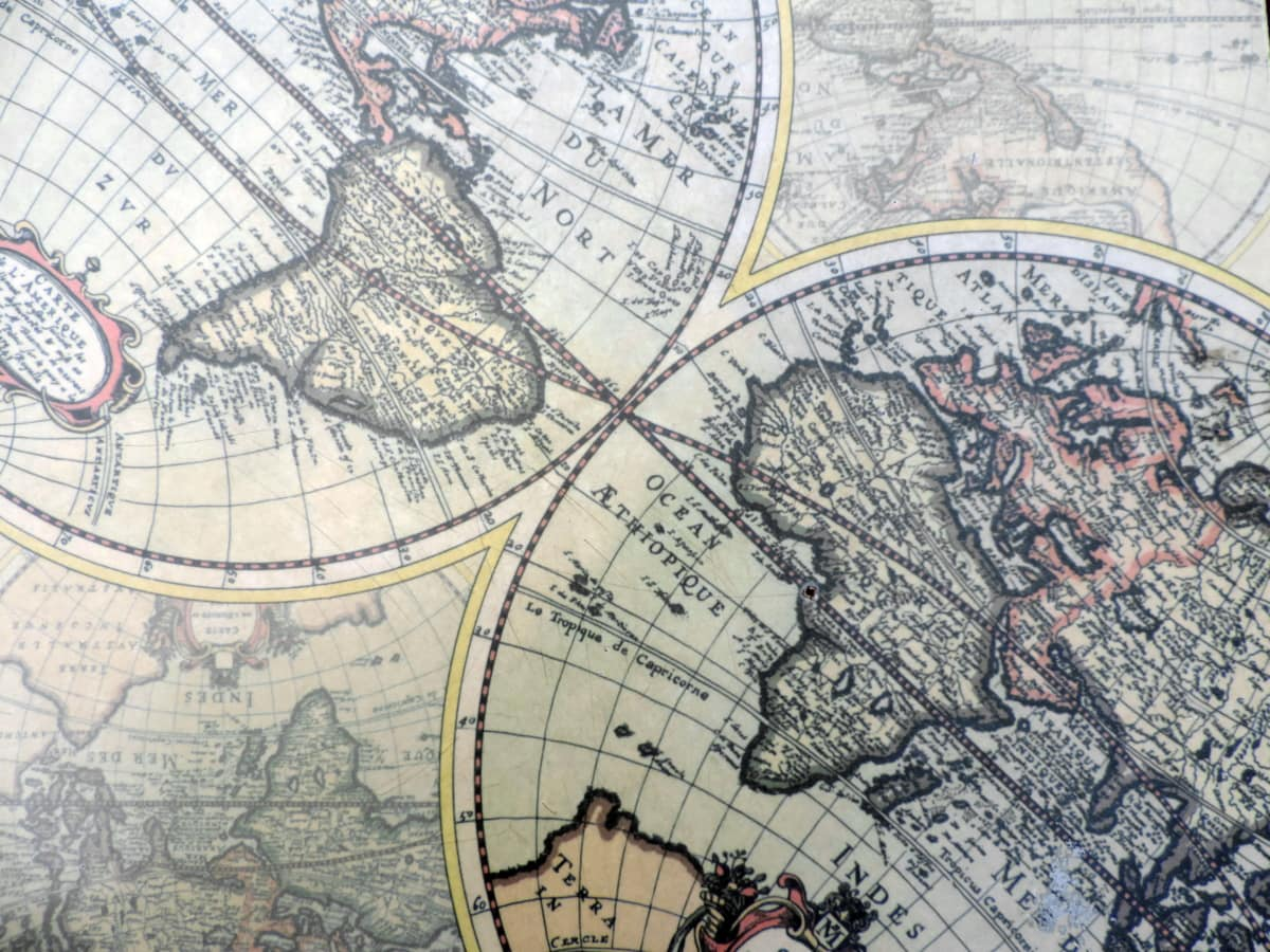 map, navigation, atlas, location, geography, exploration, travel, compass