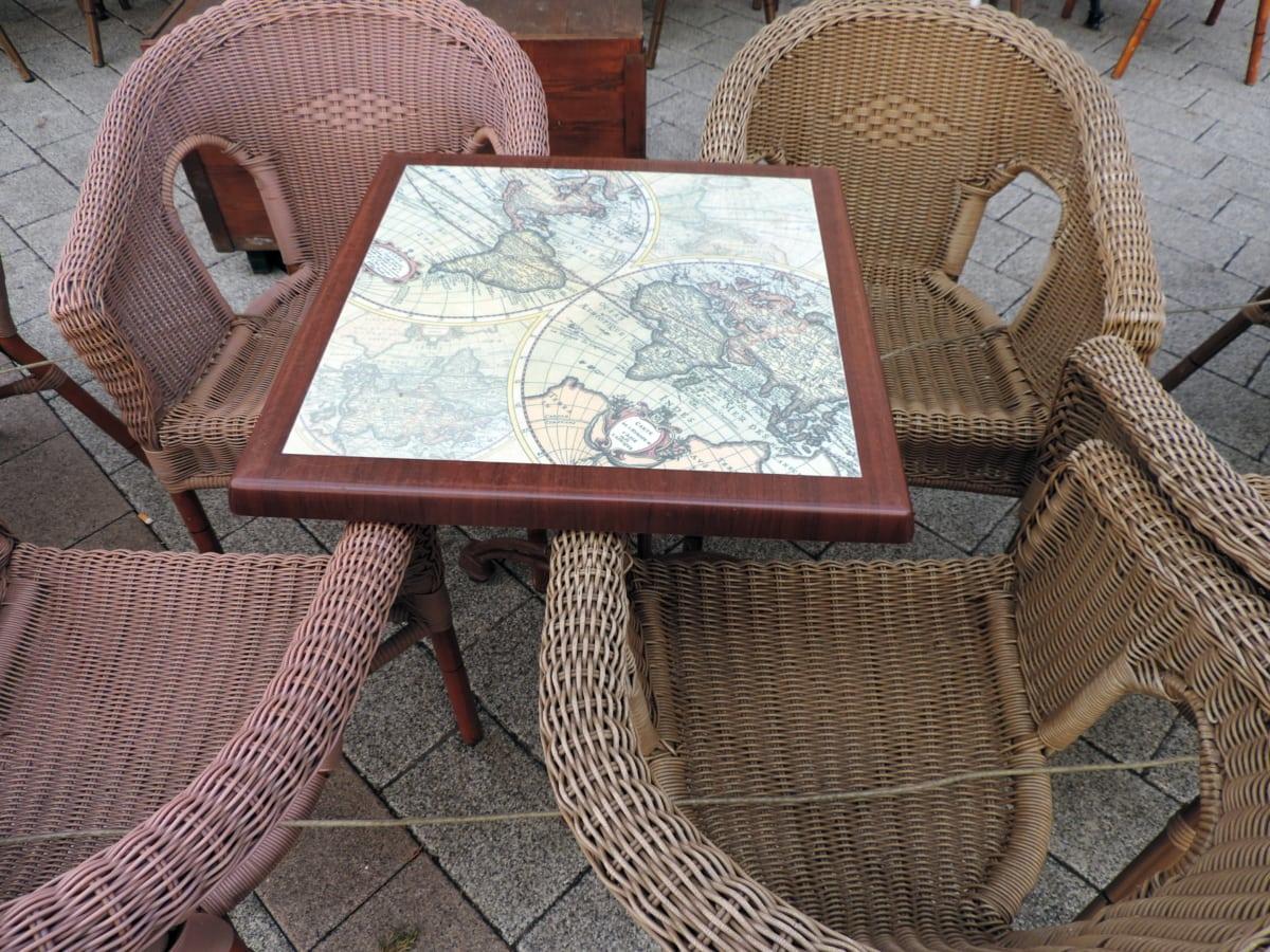 mobilya, el yapımı, hasır, koltuk, enstrüman, sandalye, ahşap, Oda