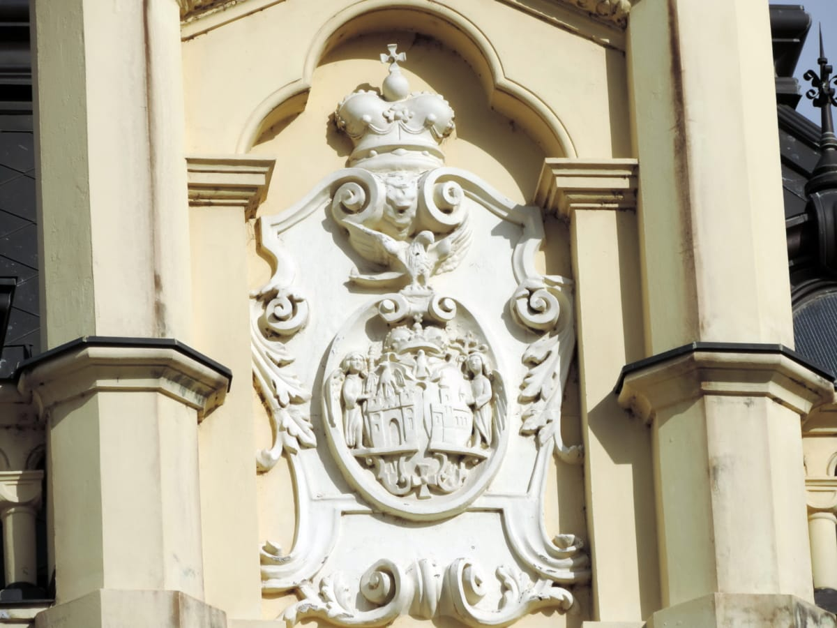 håndlavede, skulptur, arkitektur, dekoration, gamle, gamle, antik, rejse
