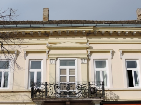 balcony, house, architecture, building, facade, structure, window, old