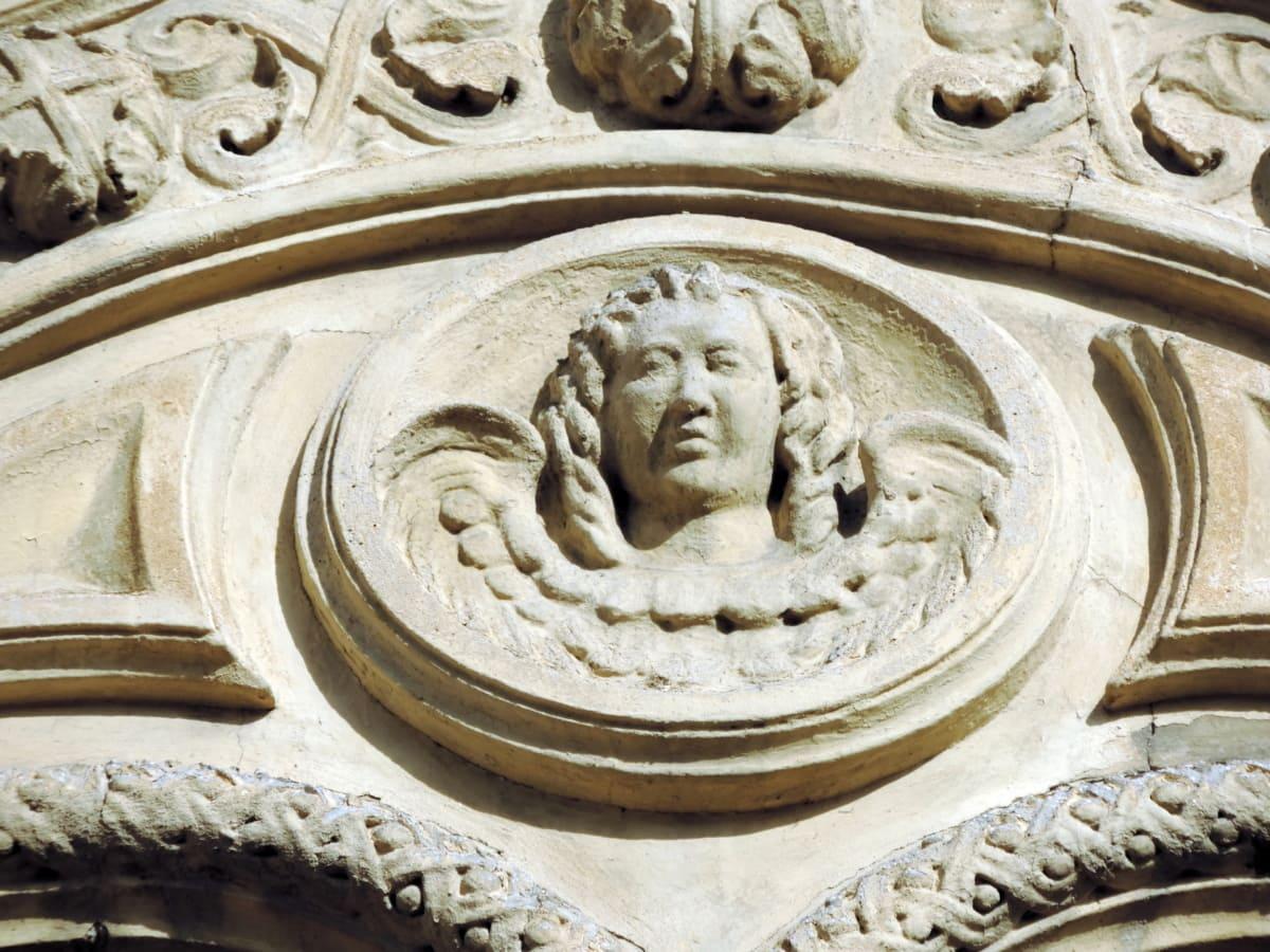 Barock, Skulptur, Tempel, Antike, Statue, Architektur, Marmor, Religion