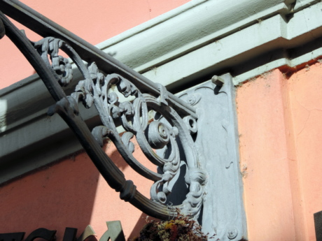 art, baroque, cast iron, detail, exterior, handmade, architectural style, architecture