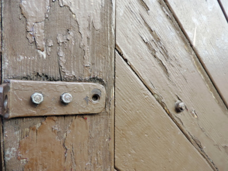 fastener, latch, wood, catch, old, wall, texture, wooden