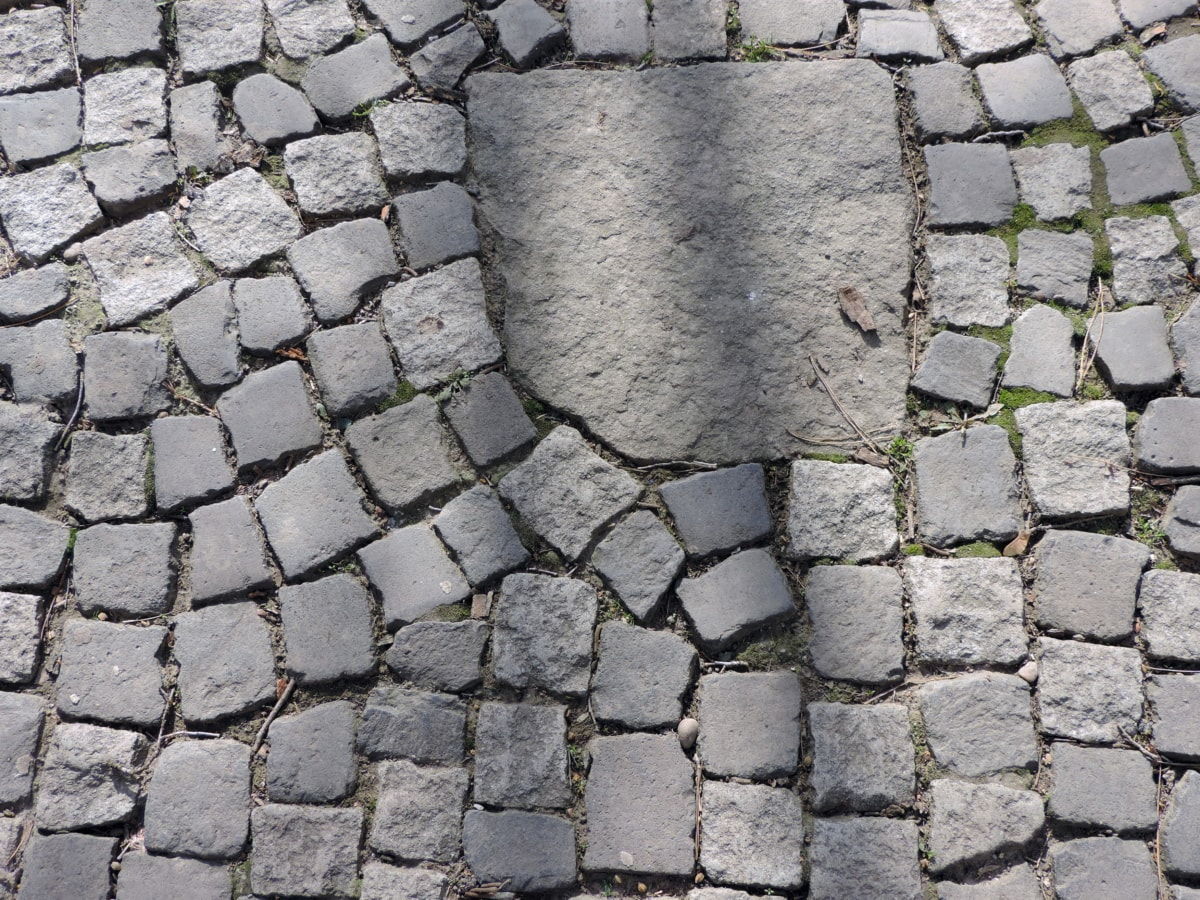 Cobblestone, rakenne, pinta, karkea, tiili, seinä, kivi, Ohje