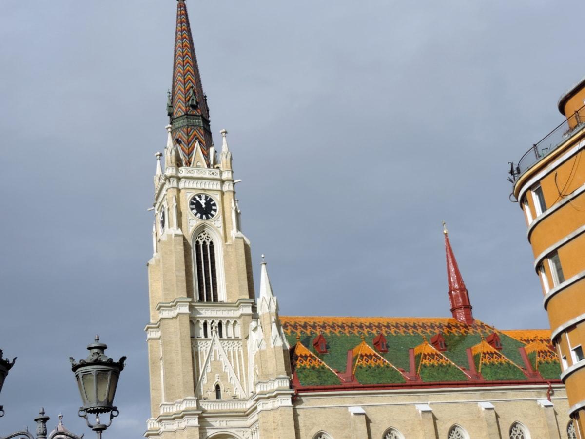 Cattedrale, Torre, Chiesa, Viaggi, architettura, creazione di, religione, tempo libero