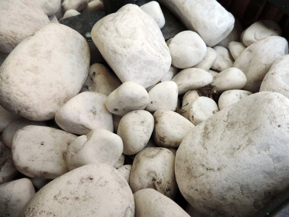 Cobblestone, Graniitti, valkoinen, kivi, taikina, Ruoka, kivi, kasa