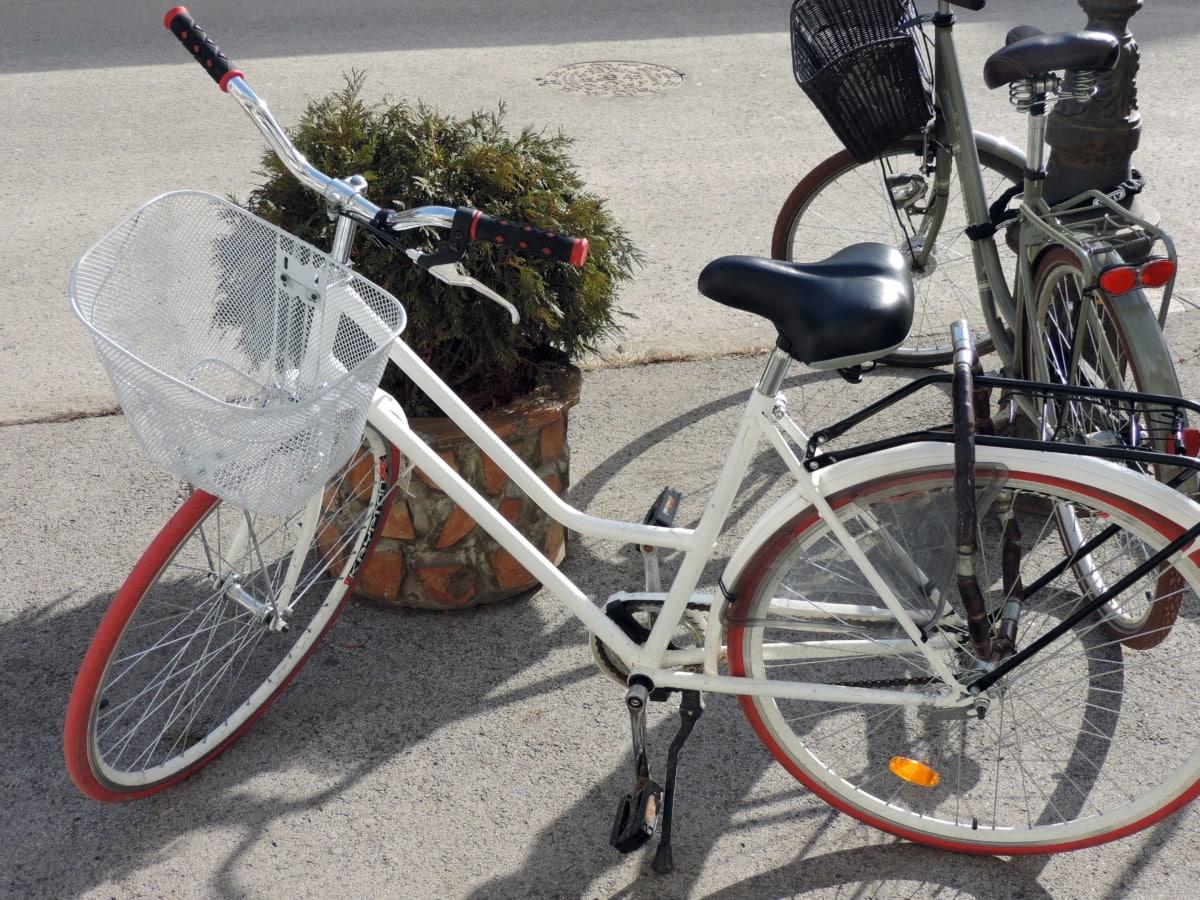 urbano područje, uređaj, bicikl, sjedište, kolo, bicikala, ciklus, biciklist