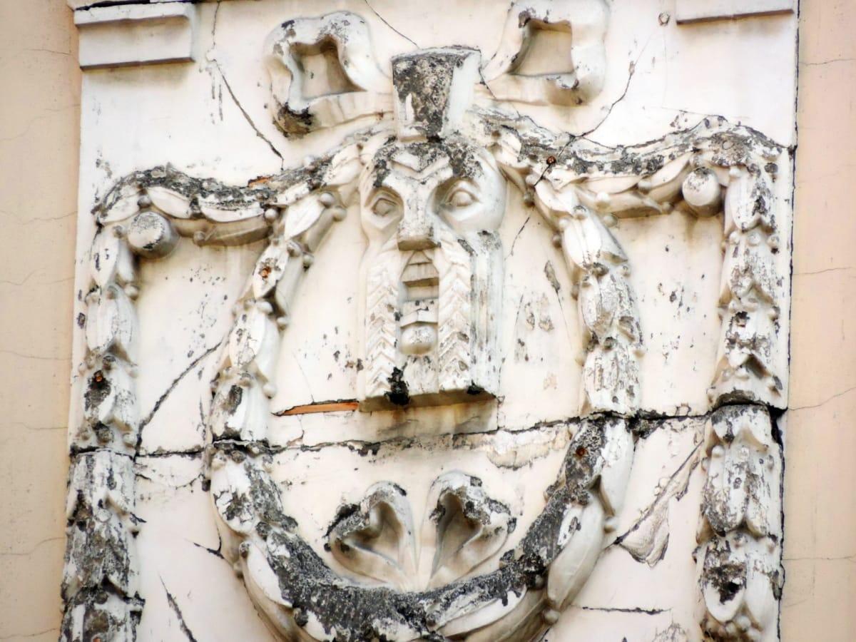 ručná práca, sochárstvo, Architektúra, umenie, staré, dekorácie, budova, dizajn