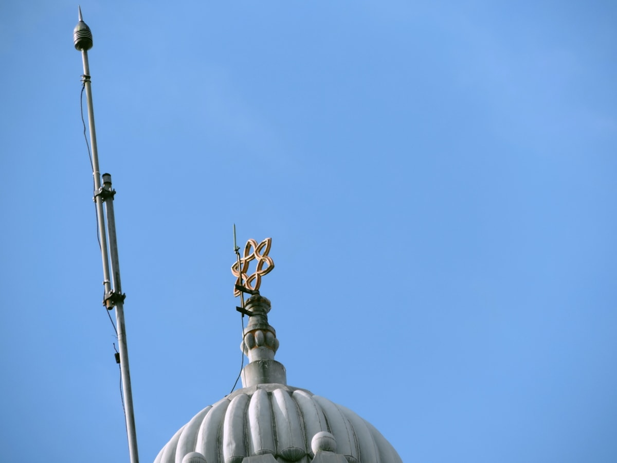 Arabesque, barock, Heritage, andlighet, templet, tornet, Dome, Skapa