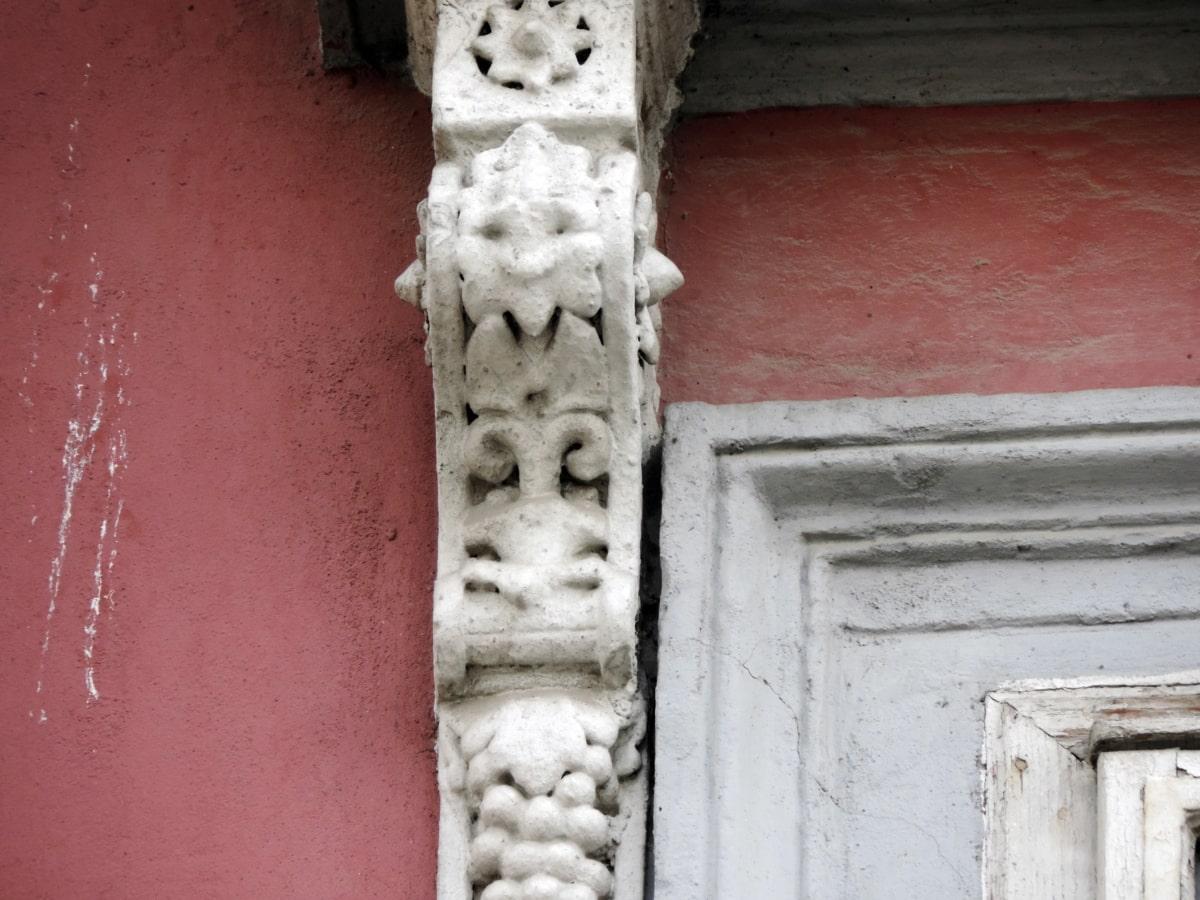 barokki, yksityiskohta, vanha, arkkitehtuuri, veistos, rakentaminen, taide, antiikin