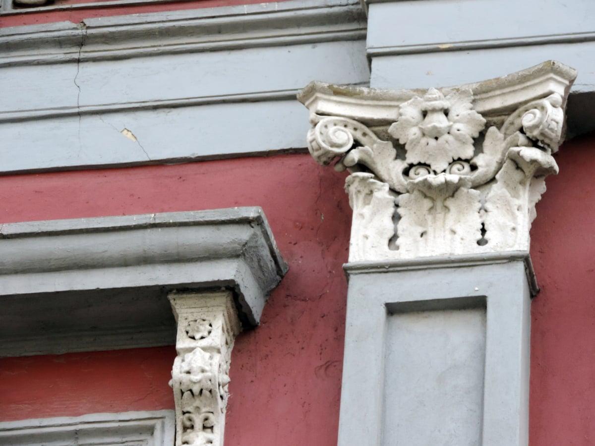 barokki, heraldiikka, Heritage, arkkitehtuuri, rakentaminen, julkisivu, sisustus, vanha