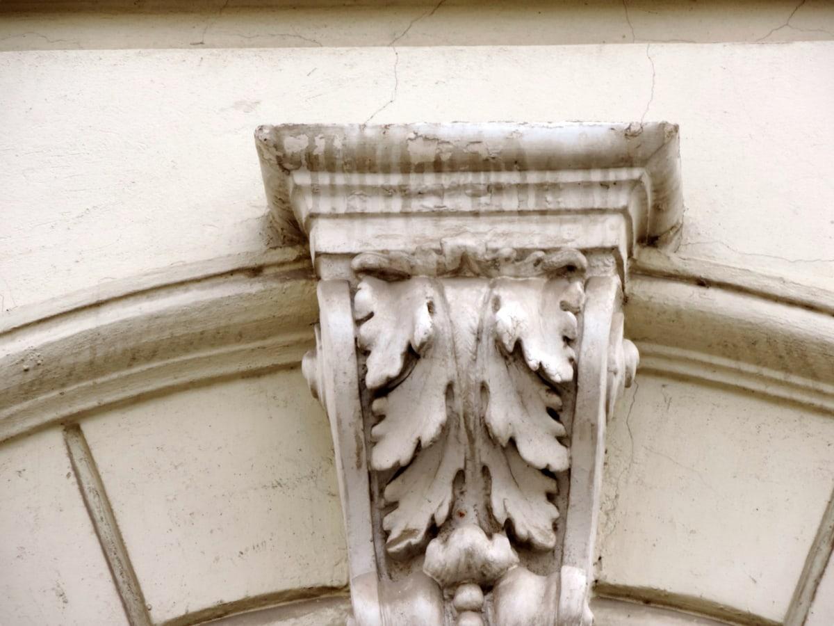 sütun, mimari, heykel, Mermer, eski, Sanat, Bina, Antik