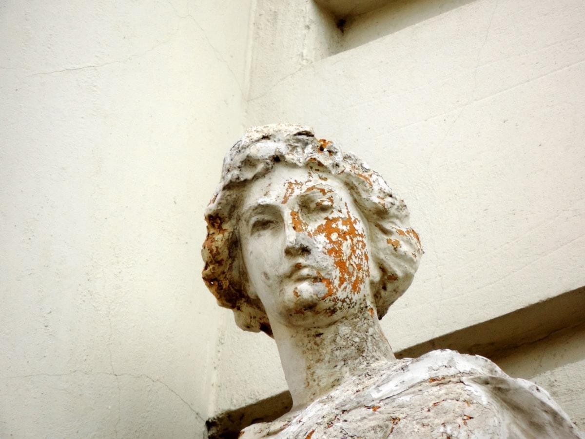 baroque, bust, face, heritage, portrait, sculpin, sculpture, statue