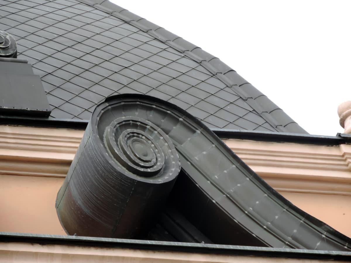 покрив, архитектура, купол, технология, модерни, сграда, стомана, промишленост