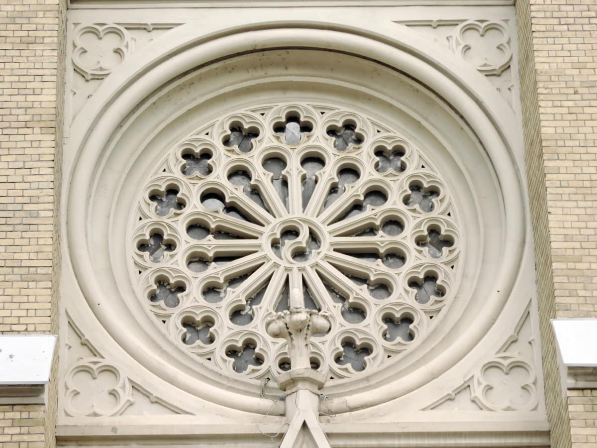 πλαίσιο, αρχιτεκτονική, παράθυρο, Εκκλησία, κτίριο, Καθεδρικός Ναός, σε εξωτερικούς χώρους, πόλη