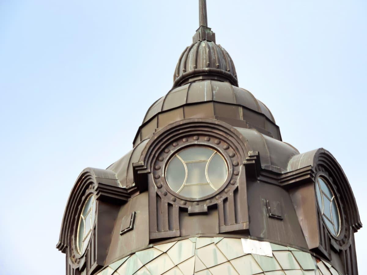архитектура, сграда, религия, купол, покрив, град, градски, на открито