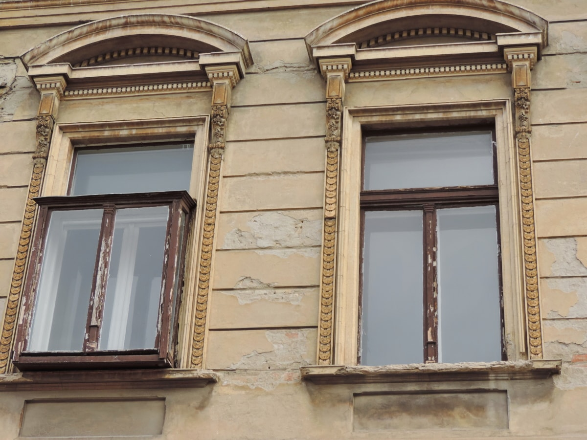 baroque, heritage, residence, balcony, building, window, architecture, facade
