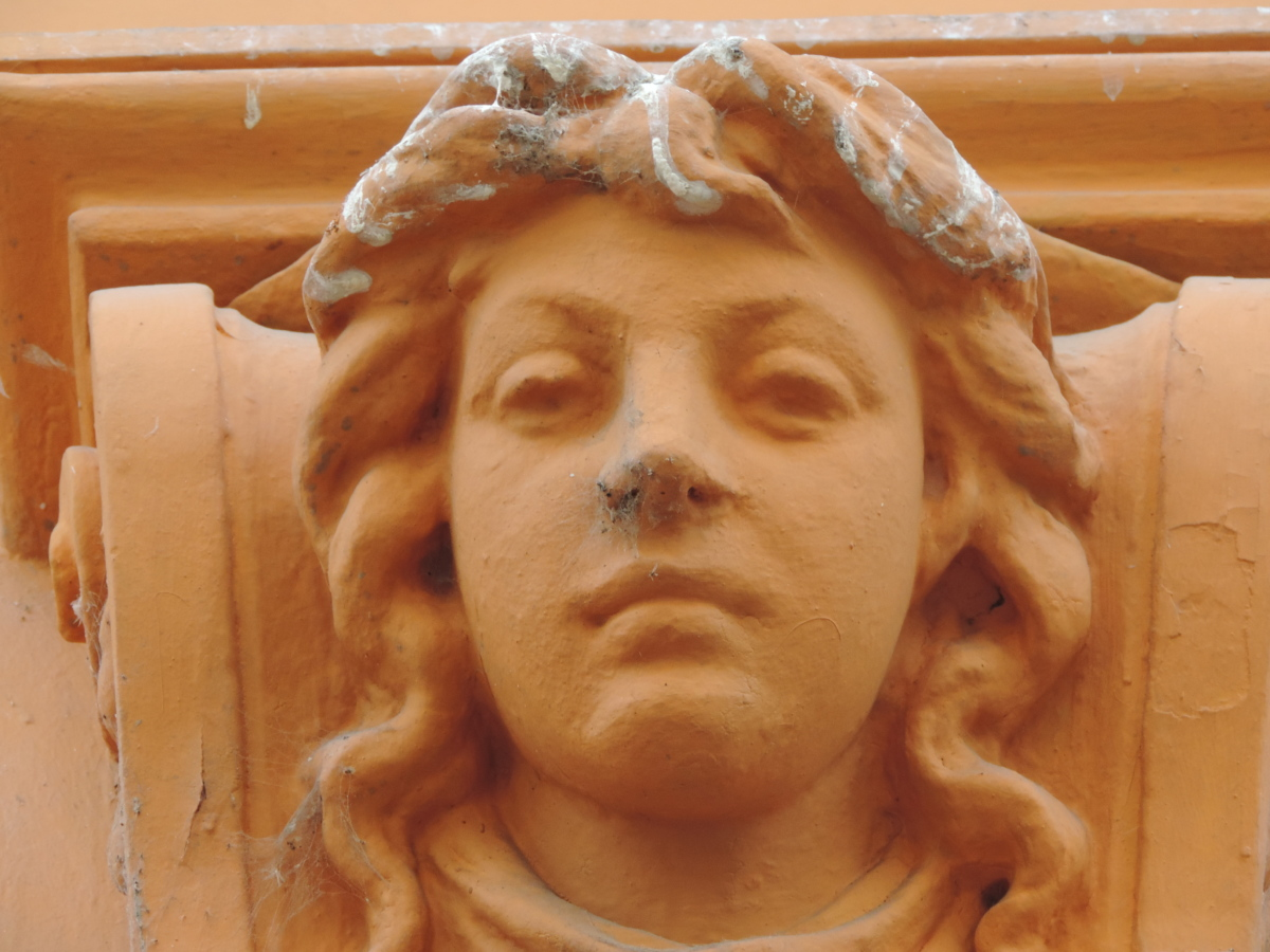baroque, face, heritage, sculpture, statue, people, art, ancient