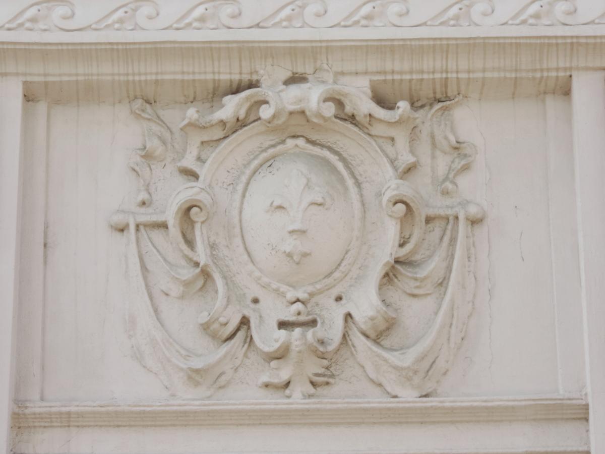 Barock, Dekoration, Fassade, Heraldik, Erbe, Skulptur, Architektur, Erstellen von