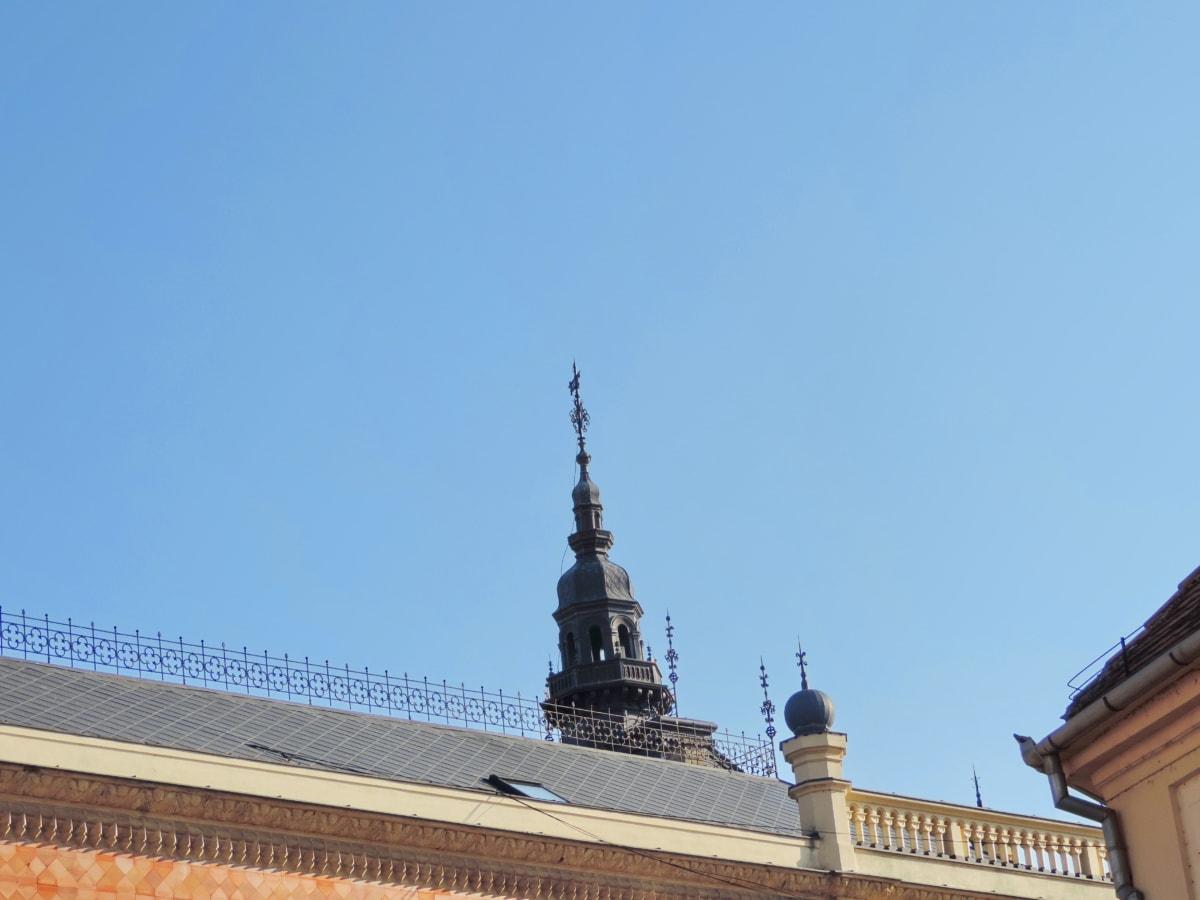 教会の塔, 教会, 構築, ミナレット, アーキテクチャ, 旅行, アウトドア, 伝統的です