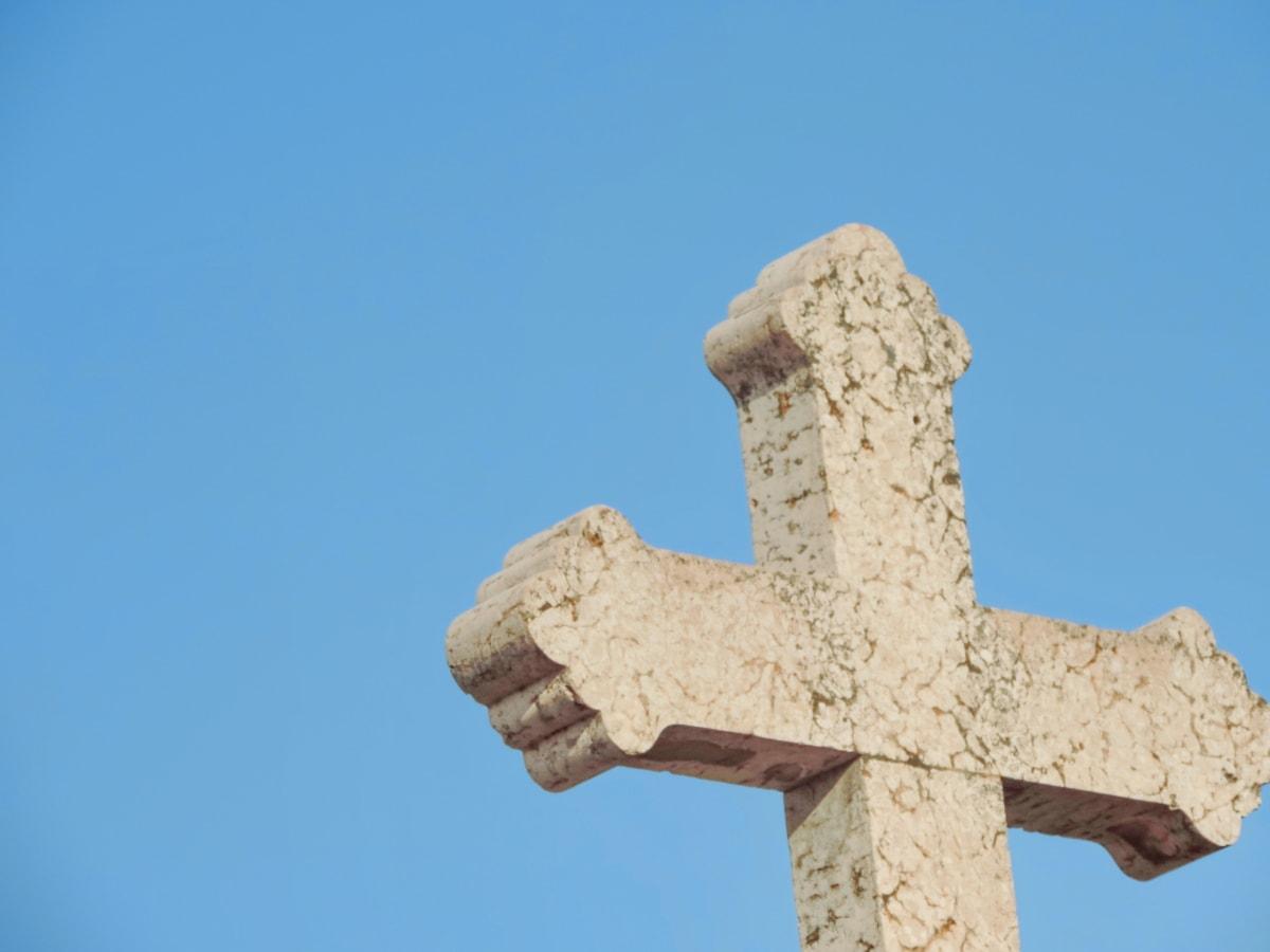 Byzantine, cross, marble, orthodox, religion, stone, spirituality, sculpture