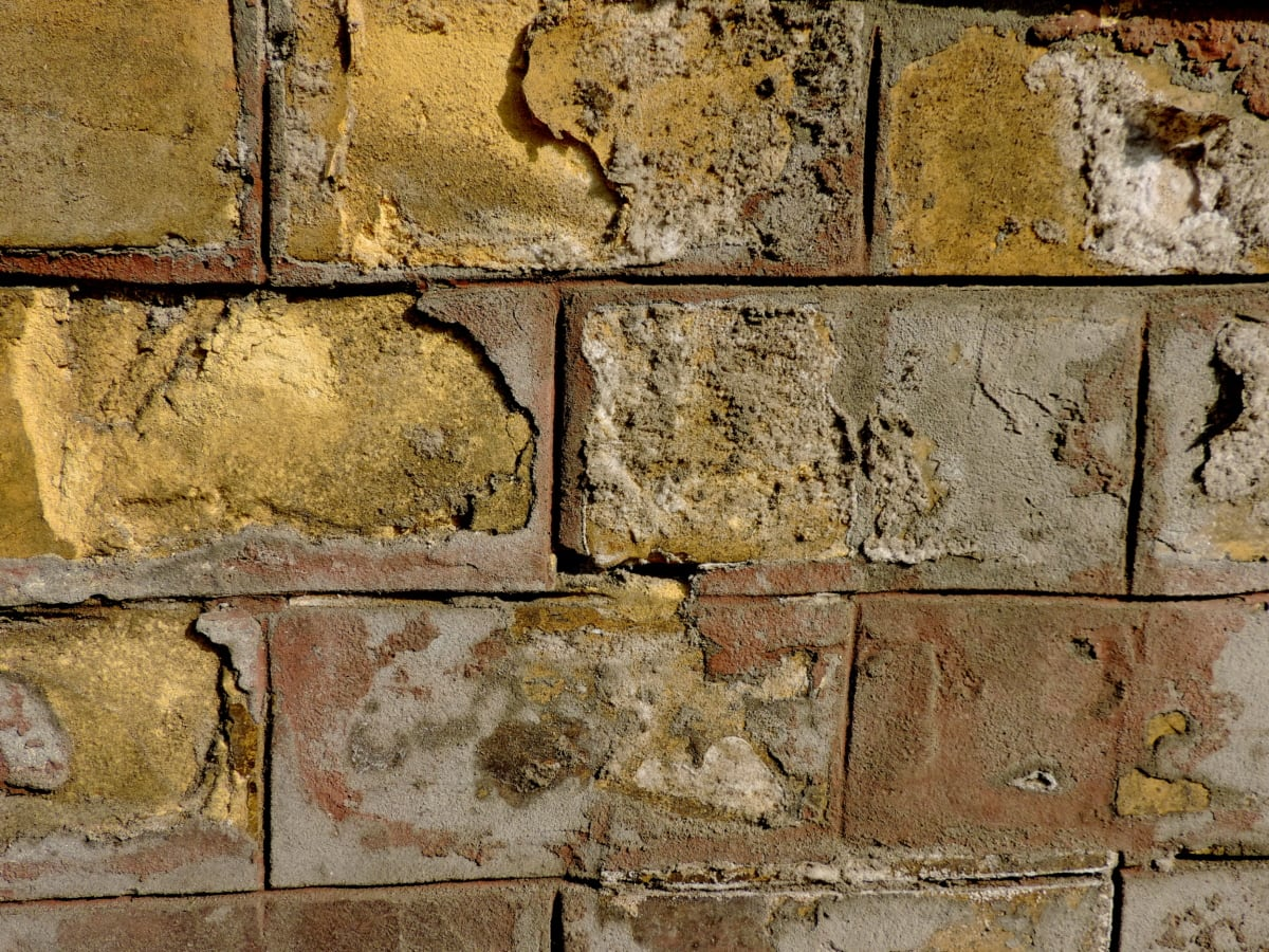 τοίχου, τσιμέντο, υφή, τούβλο, παλιά, επιφάνεια, κατασκευή, πέτρα