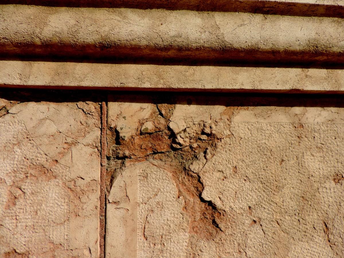 цимент, сграда, стар, текстура, стена, повърхност, тухла, бетон