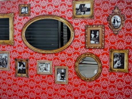 frame, framework, mirror, photograph, decoration, design, vintage, old