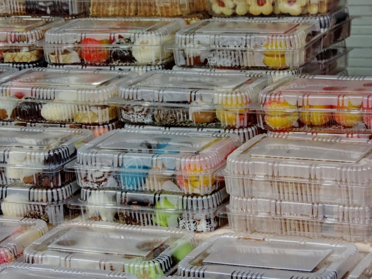 suchar, čajové pečivo, dezert, jídlo, chutné, supermarket, trh, v UK