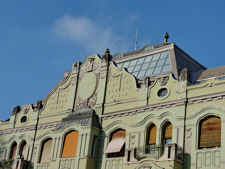 Gratis afbeelding: het platform gevel huis gebouw stad oude