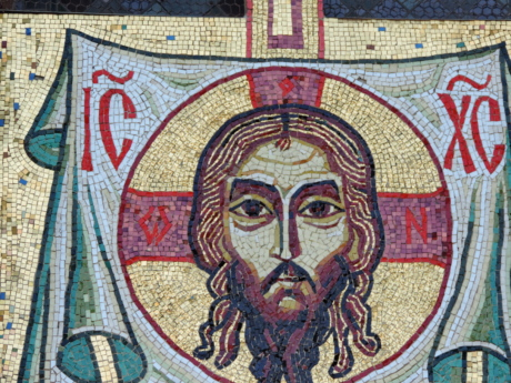 Christ, christianity, mosaic, art, culture, old, religion, wall