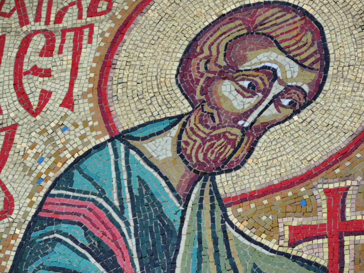 christian, christianity, mural, orthodox, culture, mosaic, art, religion