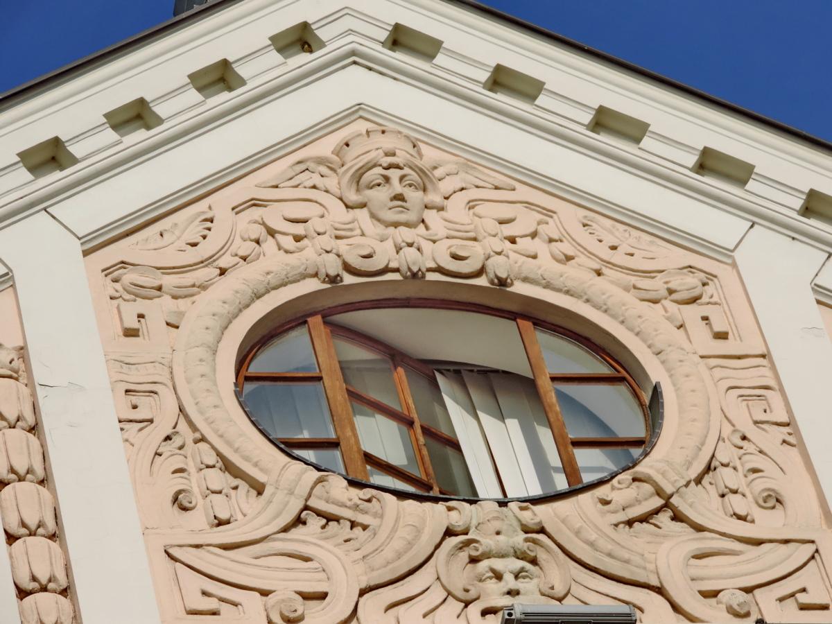 фасада, архитектура, сграда, култура, изкуство, стил, дизайн, декорация
