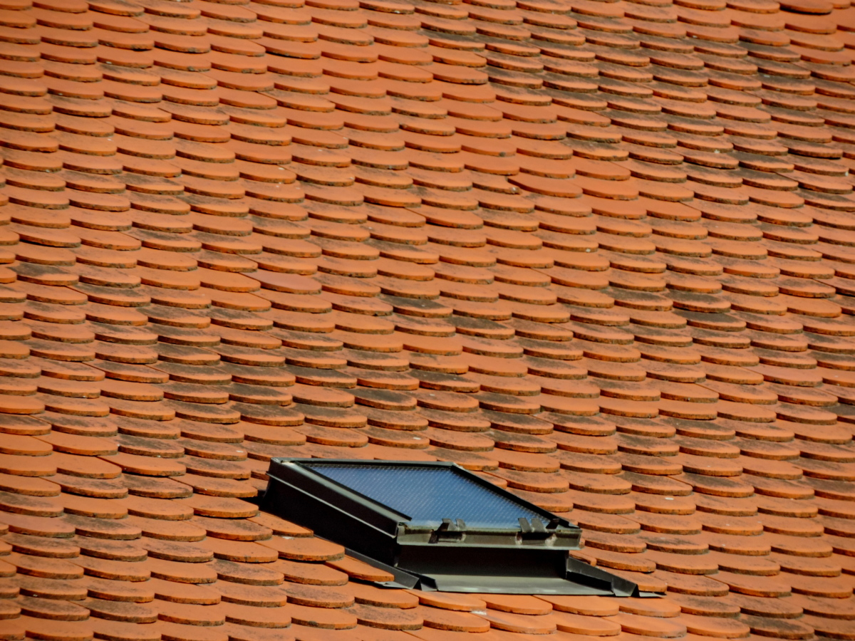 střecha, okno, Vodotěsné, architektura, Podkrovní, vedle sebe, Krycí, střešní