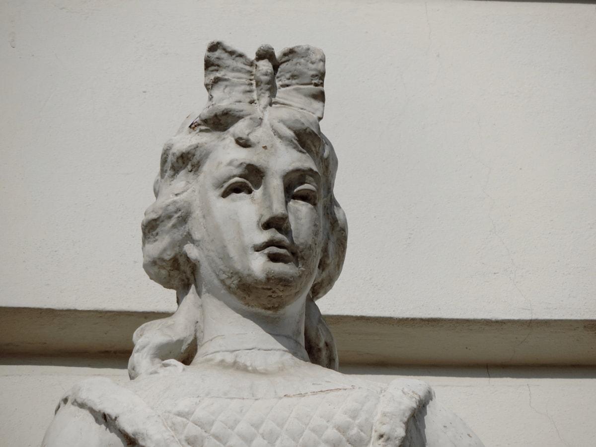 sochařství, umění, lidé, socha, muzeum, portrét, starověké, náboženství