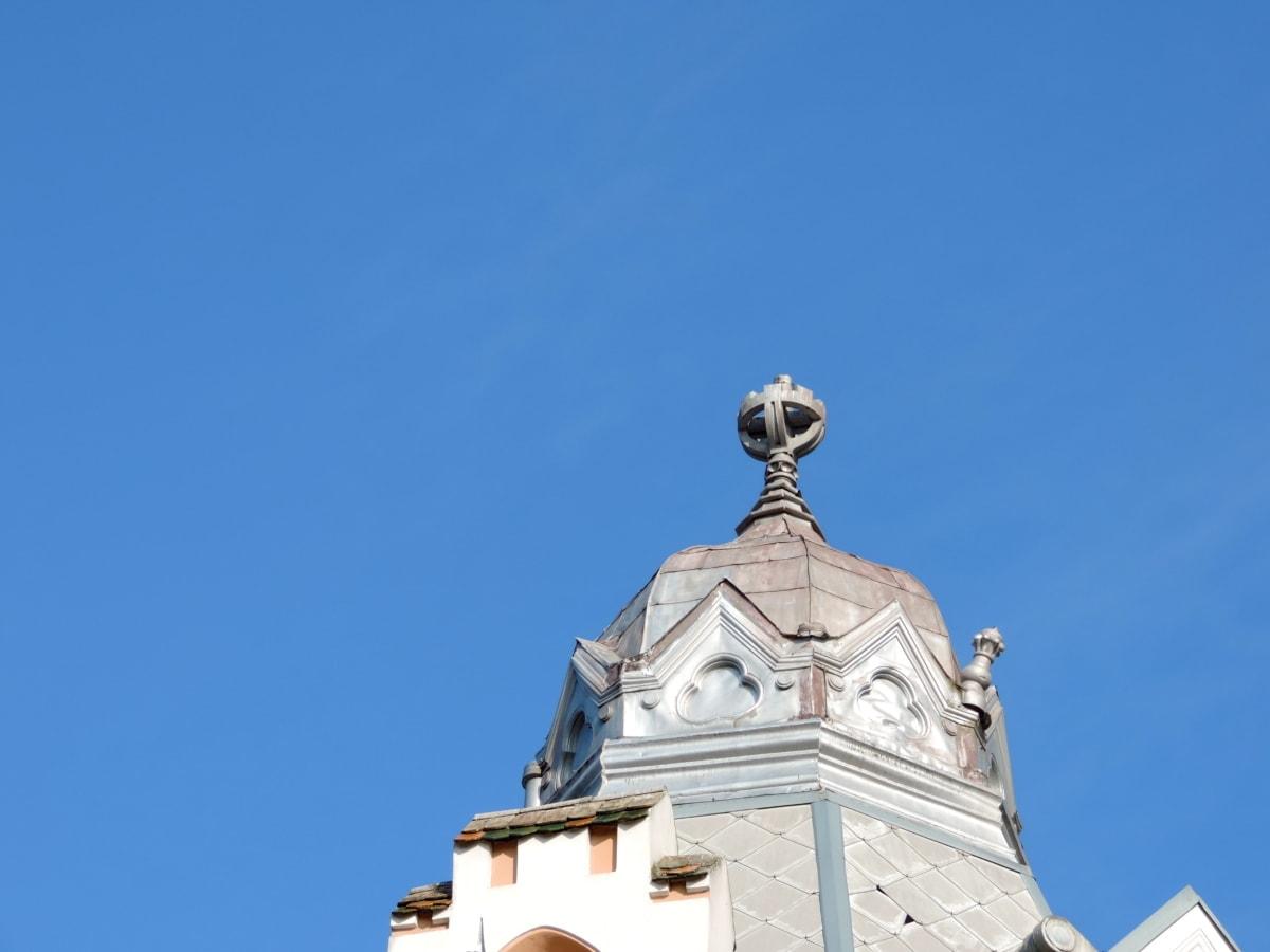 кула, религия, архитектура, катедрала, на открито, сграда, традиционни, стар